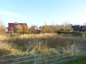 VERKAUFT 2014: Letzter Bauplatz im gewachsenen Wohngebiet!